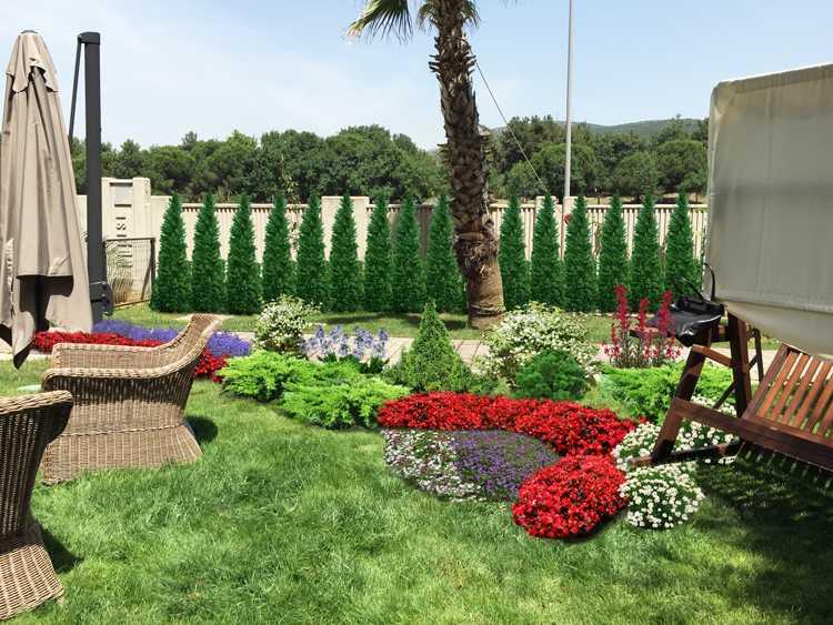 bahçe düzenleme firmaları